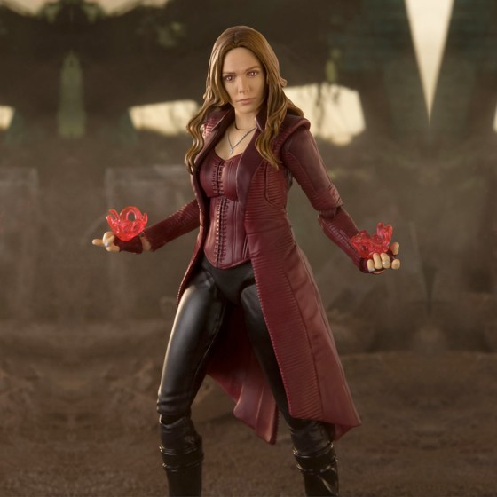 Avengers Endgame Scarlet Witch - S.H.Figuarts
