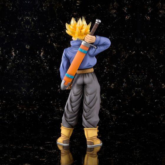 Boîte abîmée : Dragon Ball Z - Super Saiyan Trunks - Figuarts Zero EX