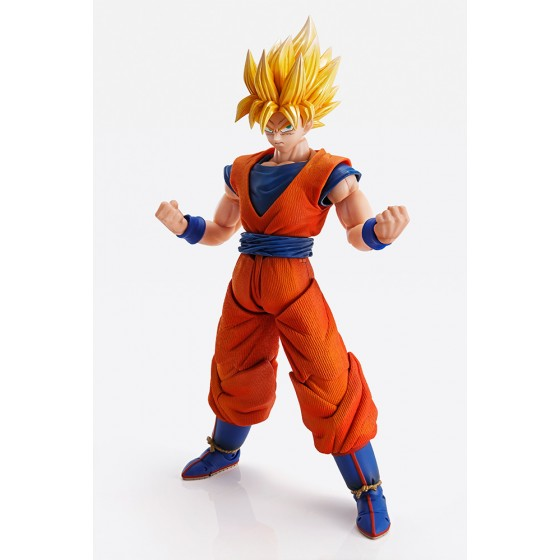 Damaged box : Dragon Ball Z Son Goku - Imagination Works