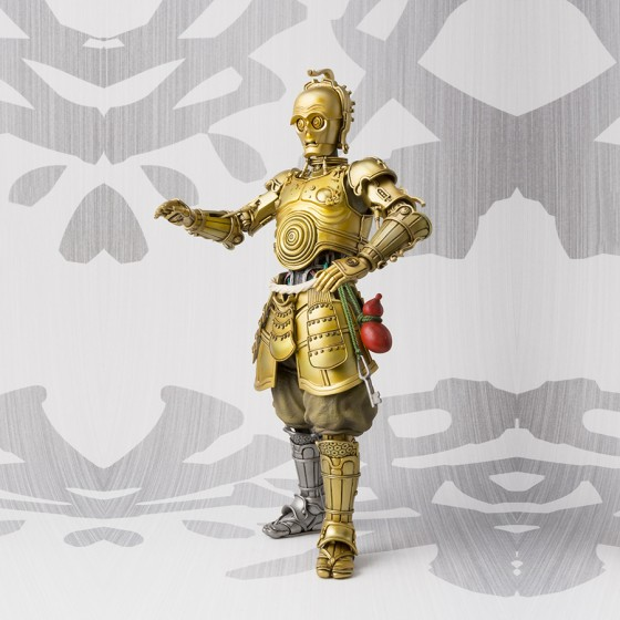 Damaged box : C-3PO Honyakukarakuri Star Wars - Movie Realization