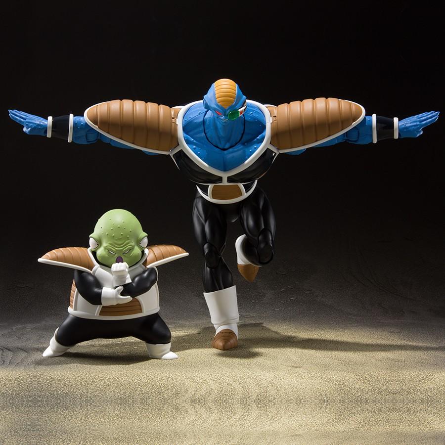 Dragon Ball Z - Burter & Guldo S.H.Figuarts