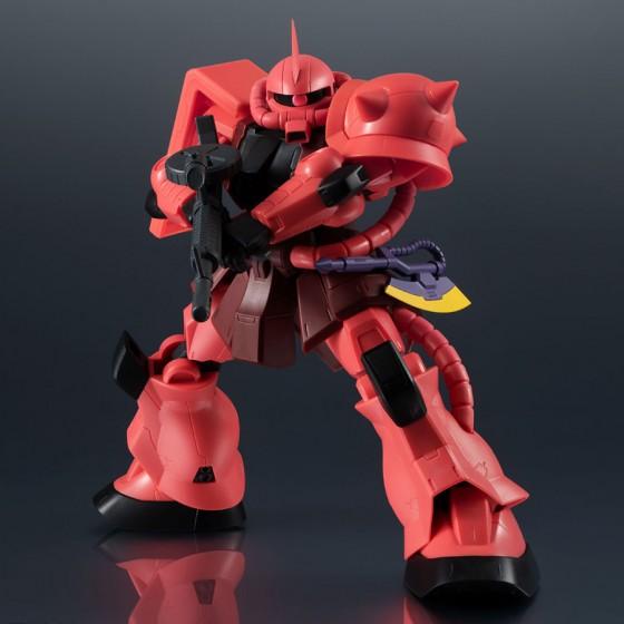 Gundam - GU12 MS-06S CHAR'S ZAKU Ⅱ - Gundam Universe