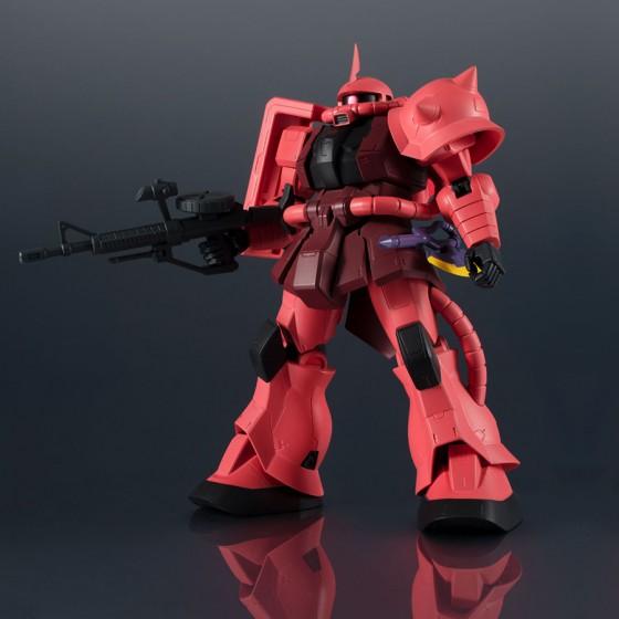Gundam - GU13 MS-06S CHAR'S ZAKU Ⅱ - Gundam Universe
