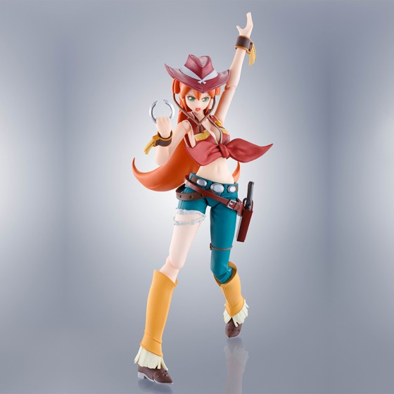Back Arrow - Elsha Lean - S.H.Figuarts