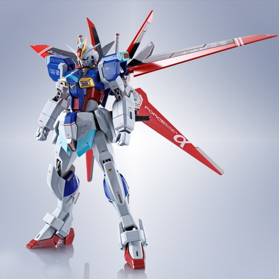 Gundam - Side MS Force Impulse Gundam - Metal Robot Spirits