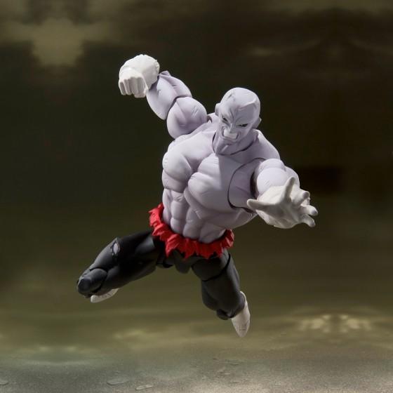 Damaged box : Dragon Ball Super Jiren Final Battle - S.H.Figuarts
