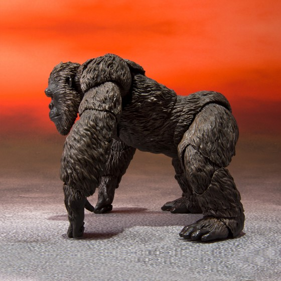 Godzilla VS. Kong 2021 - Kong - S.H.MonsterArts