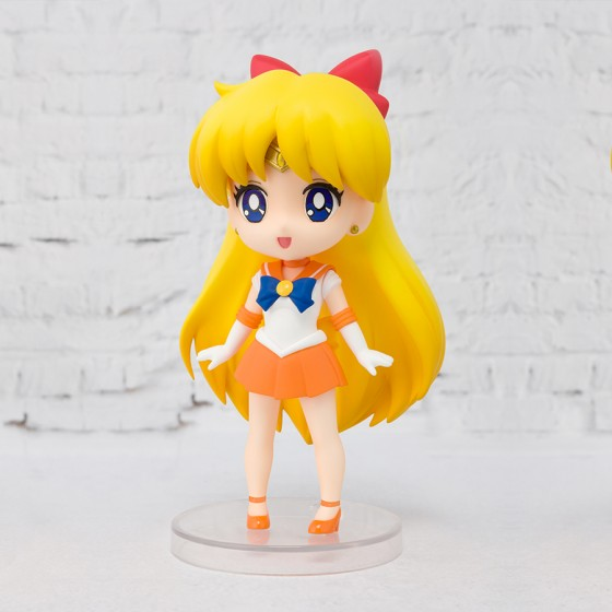 Sailor Moon - Sailor Venus - Figuarts Mini