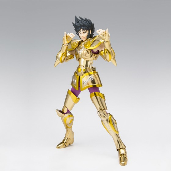 Saint Seiya Capricorn Shura Revival Ver. - Saint Cloth Myth EX