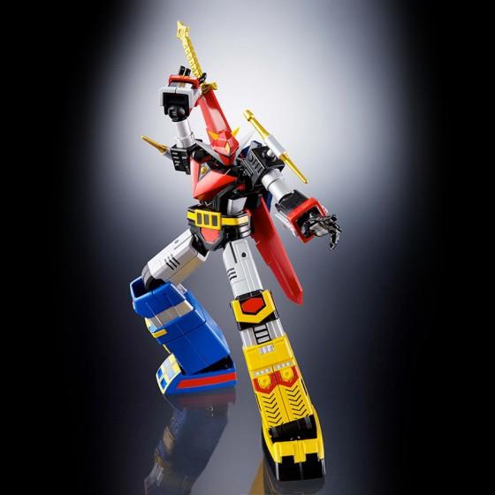 Space Emperor God Sigma - Super Robot Chogokin