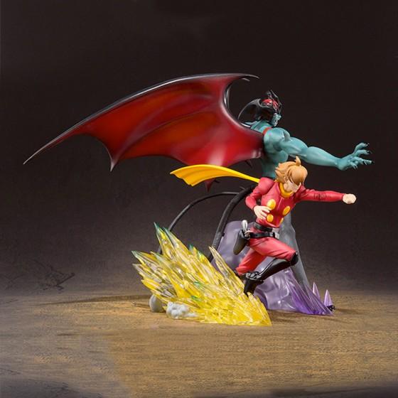 Devilman - Cyborg009 VS Devilman - Figuarts Zero