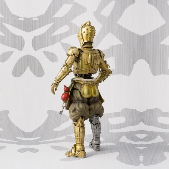 Damaged box : C-3PO Honyakukarakuri Star Wars - Movie Realization
