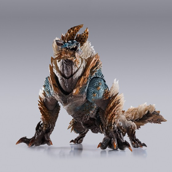 Monster Hunter Zinogre - S.H.MonsterArts