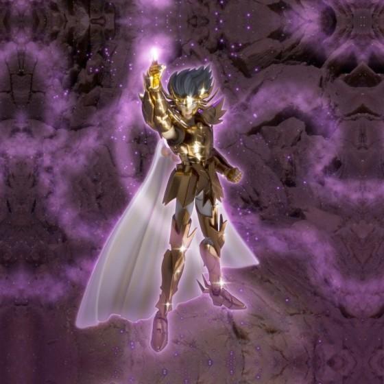 Damaged box : Saint Seiya Cancer Deathmask O.C.E. - Myth Cloth EX