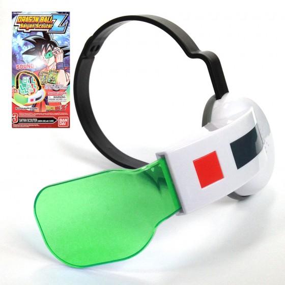 Dragon Ball Z Saiyan Scouter Green - Shokugan
