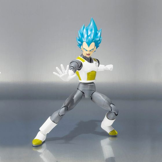 Dragon Ball Z Vegeta Super Saiyan God SS - S.H.Figuarts