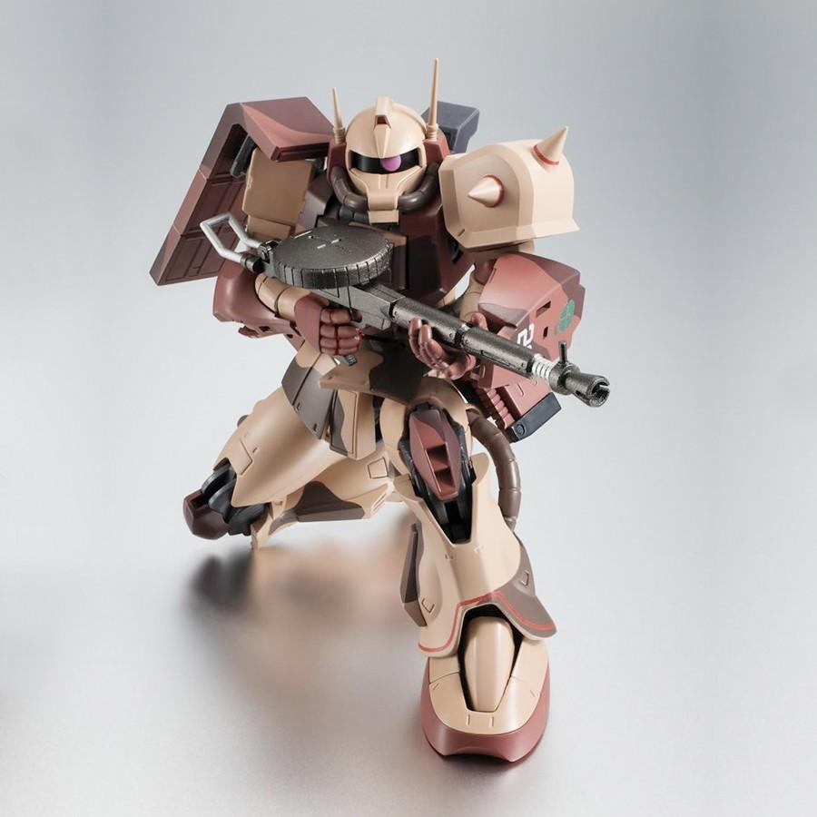 Gundam - ZAKU II Zeon Weapons Set A.N.I.M.E. - The Robot Spirits