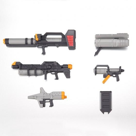 Gundam - Earth Feder Force Weapons Set A.N.I.M.E. - The Robot Spirits