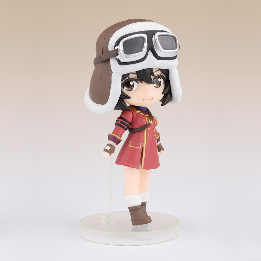 Figuarts Mini Kylie & Hayabusa Kotobuki Squadron