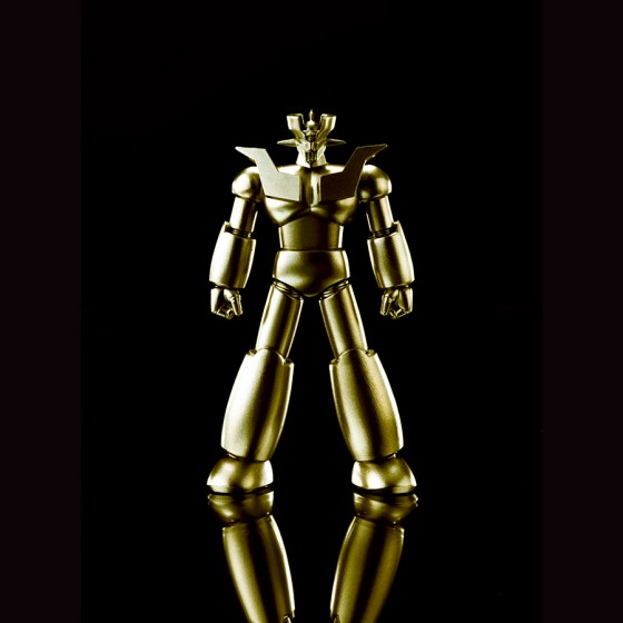Japanese robots - Pack of 7 figures - Absolute Chogokin