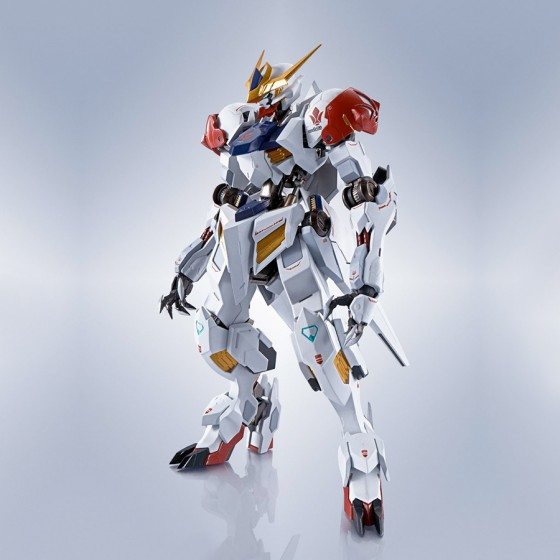 Gundam - Side MS Gundam Barbatos Lupus - Metal Robot Spirits