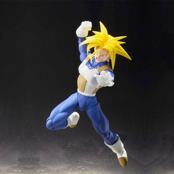 Dragon Ball Z Trunks Super Saiyan - S.H.Figuarts