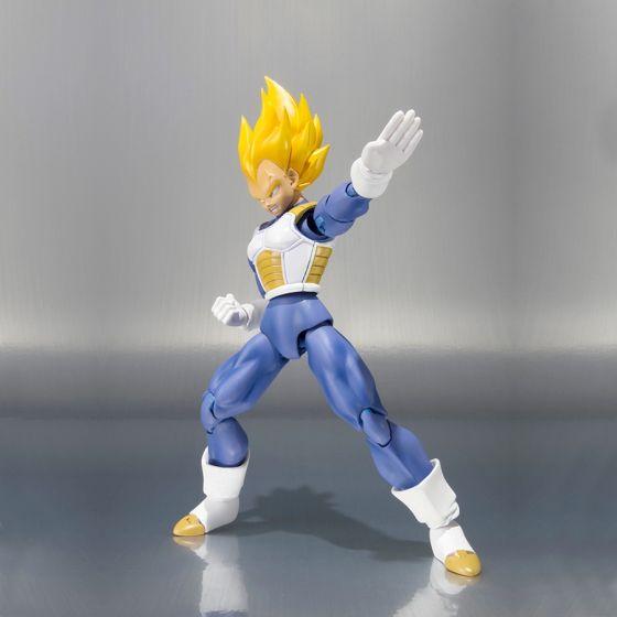 Dragon Ball Z Vegeta Super Saiyan Premium Color Edition - S.H.Figuarts
