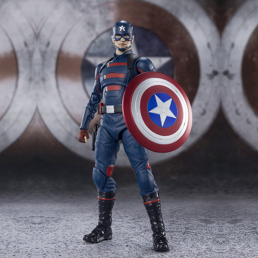 Marvel Captain America (The Falcon and the Winter Soldier) - S.H.Figuarts