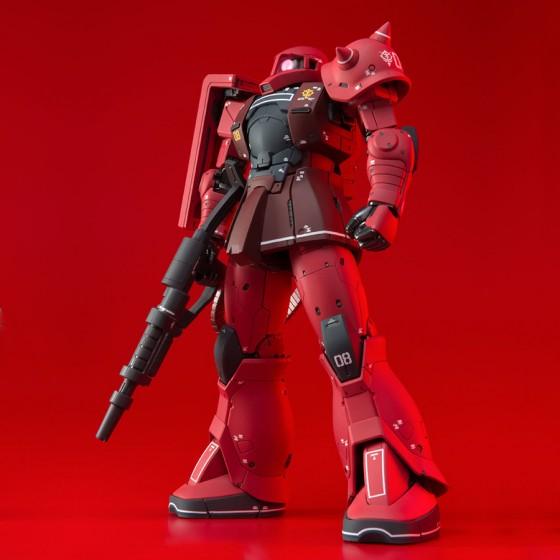 Gundam MS-05S Char Aznable Zaku I - GFFMC