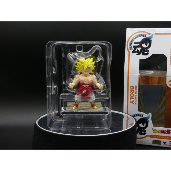Reconditioned Box - Dragon Ball Super Saiyan Broly - Tamashii Buddies