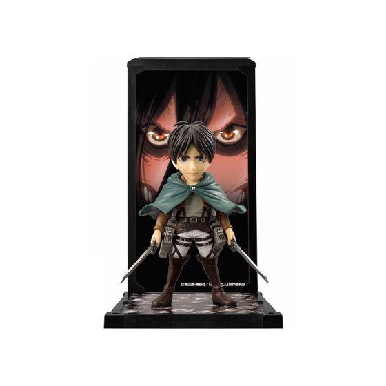 Reconditioned box : Attack on Titan Eren Yeager - Tamashii Buddies