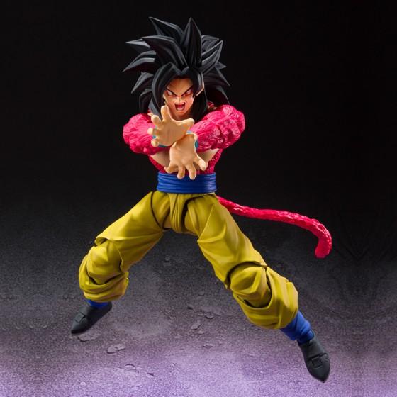 Dragon Ball GT Super Saiyan 4 Son Goku - S.H.Figuarts