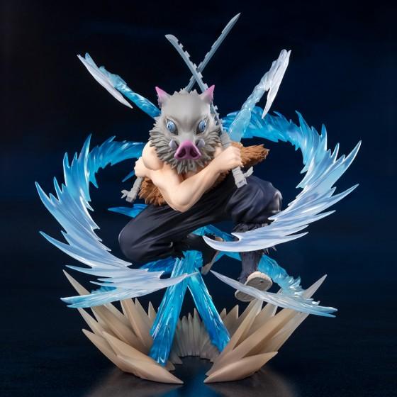 Demon Slayer Inosuke Hasiraba Beast Breathing - Figuarts Zero