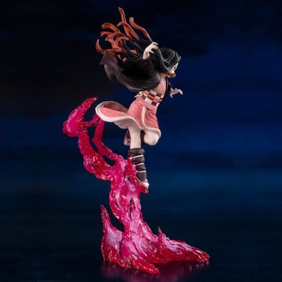 Demon Slayer Nezuko Kamado Blood Demon Art - Figuarts Zero