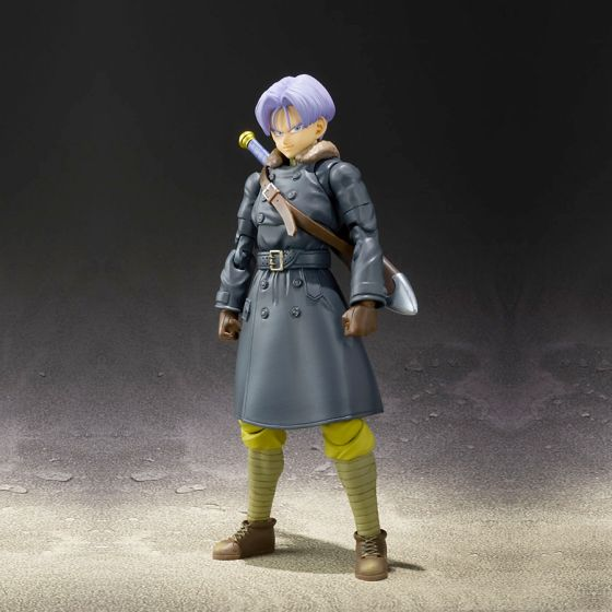 Dragon Ball Xenoverse Trunks - S.H.Figuarts