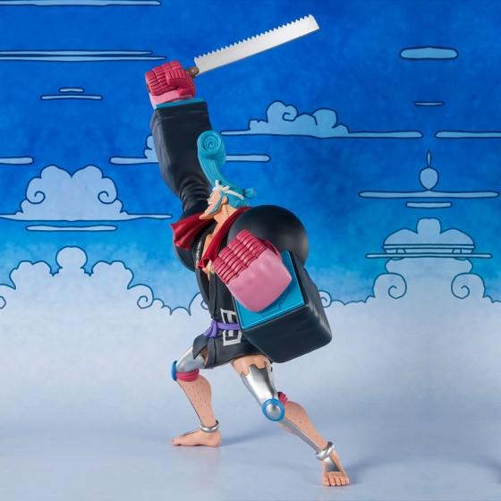 Damaged box : One Piece Franky (Franosuke) - Figuarts Zero