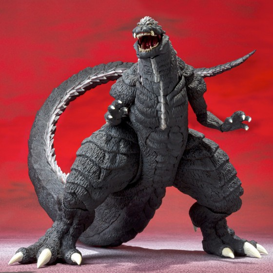 Godzillaultima - S.H.MonsterArts