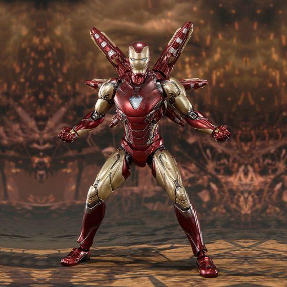 Damaged box : Avengers Endgame Iron Man MK-85 Final - S.H.Figuarts