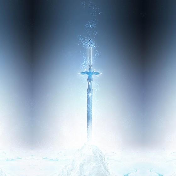 Sword Art Online The Blue Rose Sword - Proplica