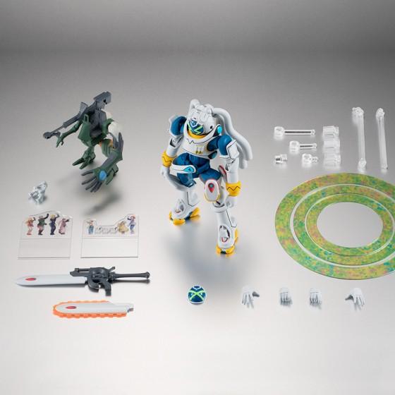Overman King Gainer Gainer&Gachico - The Robot Spirits
