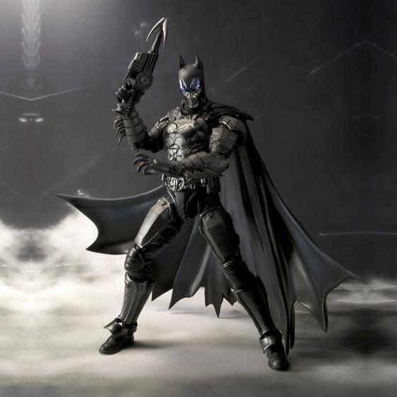 Reconditioned Box : Injustice Gods Among Us Batman - S.H.Figuarts