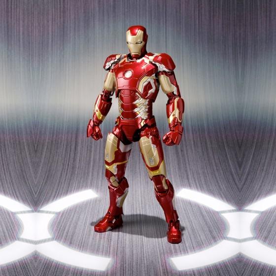 Avengers Age of Ultron Iron Man Mark 43 - S.H.Figuarts