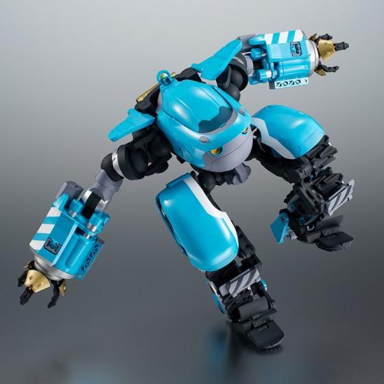Sakugan - Side MB Big Tony - The Robot Spirits
