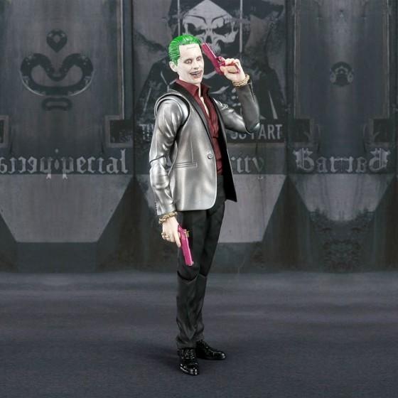 Suicide Squad - Joker - S.H.Figuarts
