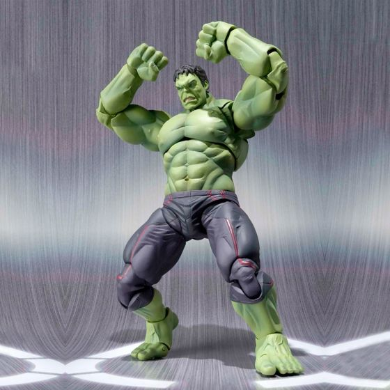 Reconditioned Box - Avengers 2 Age of Ultron - Hulk - S.H.Figuarts