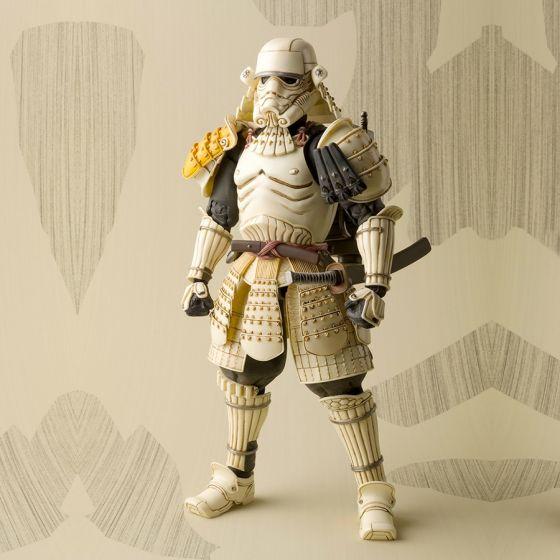 Reconditioned Box - Star Wars Sandtrooper Teppou Ashigaru - Movie Realization