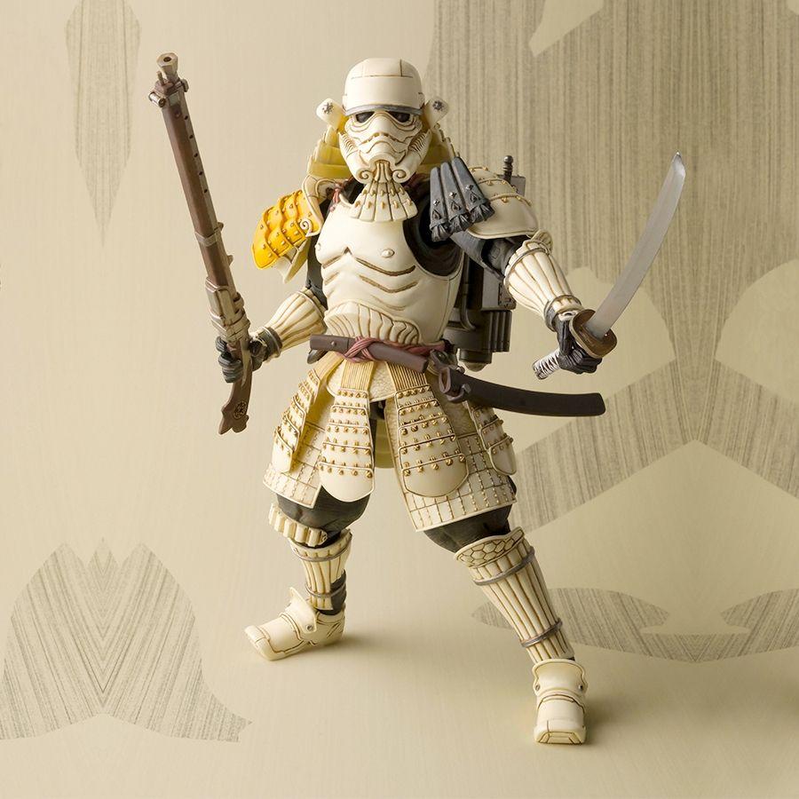 Star Wars Sandtrooper Teppou Ashigaru - Movie Realization