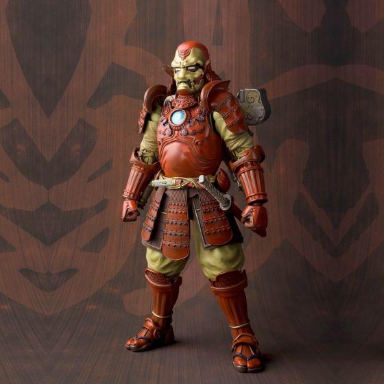 Reconditioned Box - Marvel Iron Man Mark 3 Meisho - Movie Realization