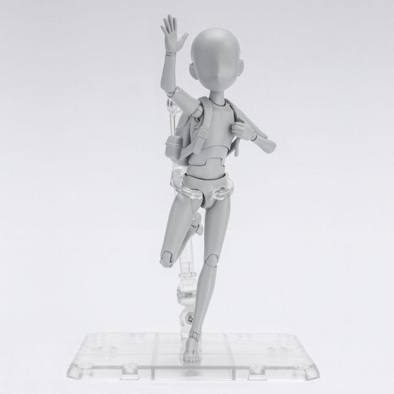 Body Kun - Ken Sugimori Edition DX SET (Gray Color Ver.) - S.H.Figuarts