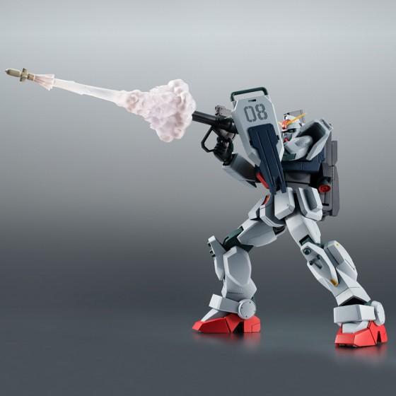 Gundam - Side MS The 08th MS Team Option Parts Set - The Robot Spirits